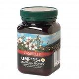 Active Manuka honing UMF 15+, Cammells, pot 500 gram