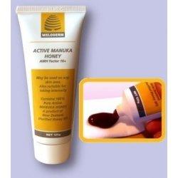 Meloderm honing gel, 100%  medicinale Active Manuka honing UMF 16+  (tube 125 gram)