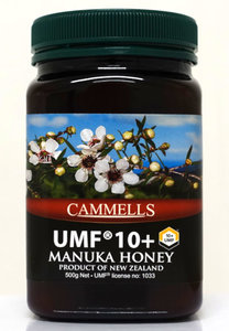 Active Manuka honing UMF 10+ pot 500 gram