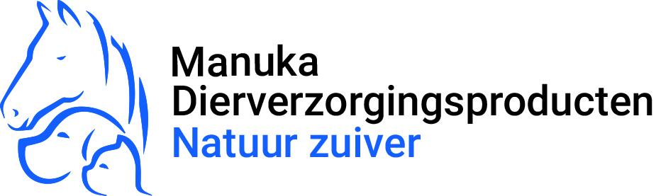 Logo Manuka-dierverzorging en advies